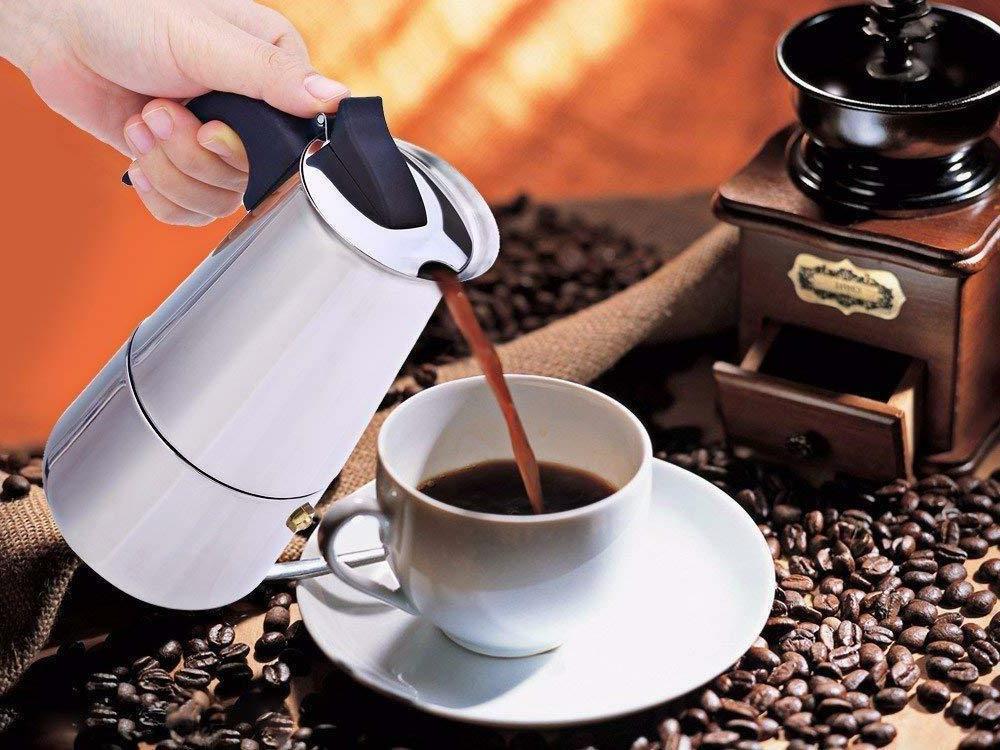 Sprise Coffee Espresso Maker Moka Cup