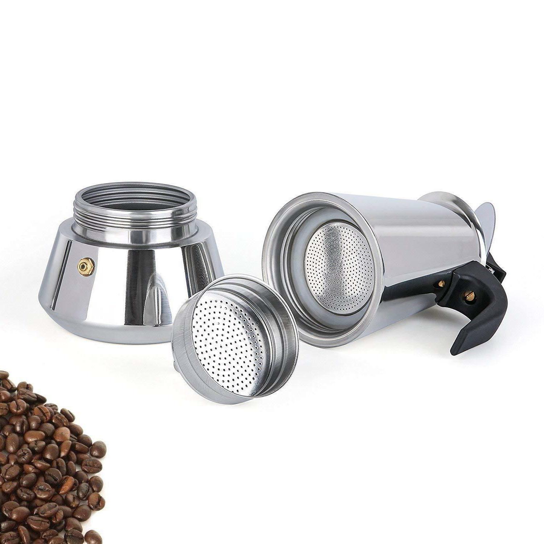 Sprise Espresso Pot Maker Moka Stove Top Cup