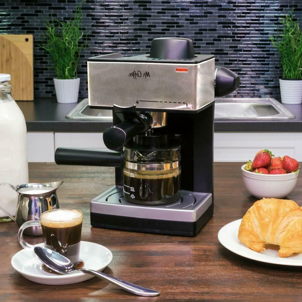 Coffee Espresso Machine Cappuccino Latte Frother