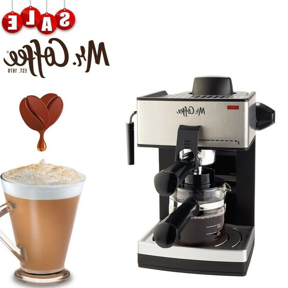 coffee maker espresso machine cappuccino latte steam