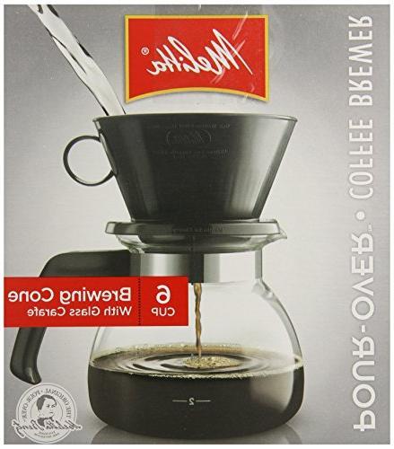 cone filter coffeemaker