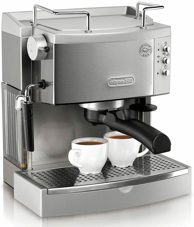de longhi 15 bar pump espresso maker