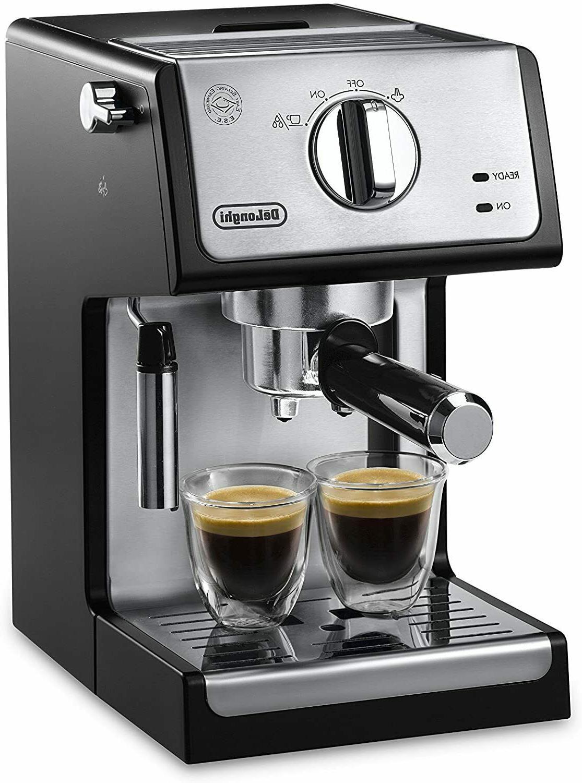 de longhi ecp3420 15 bar pump cappuccino