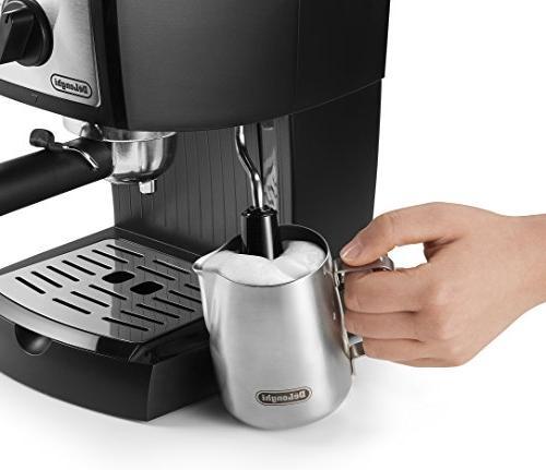 DeLonghi Pump Espresso, Black