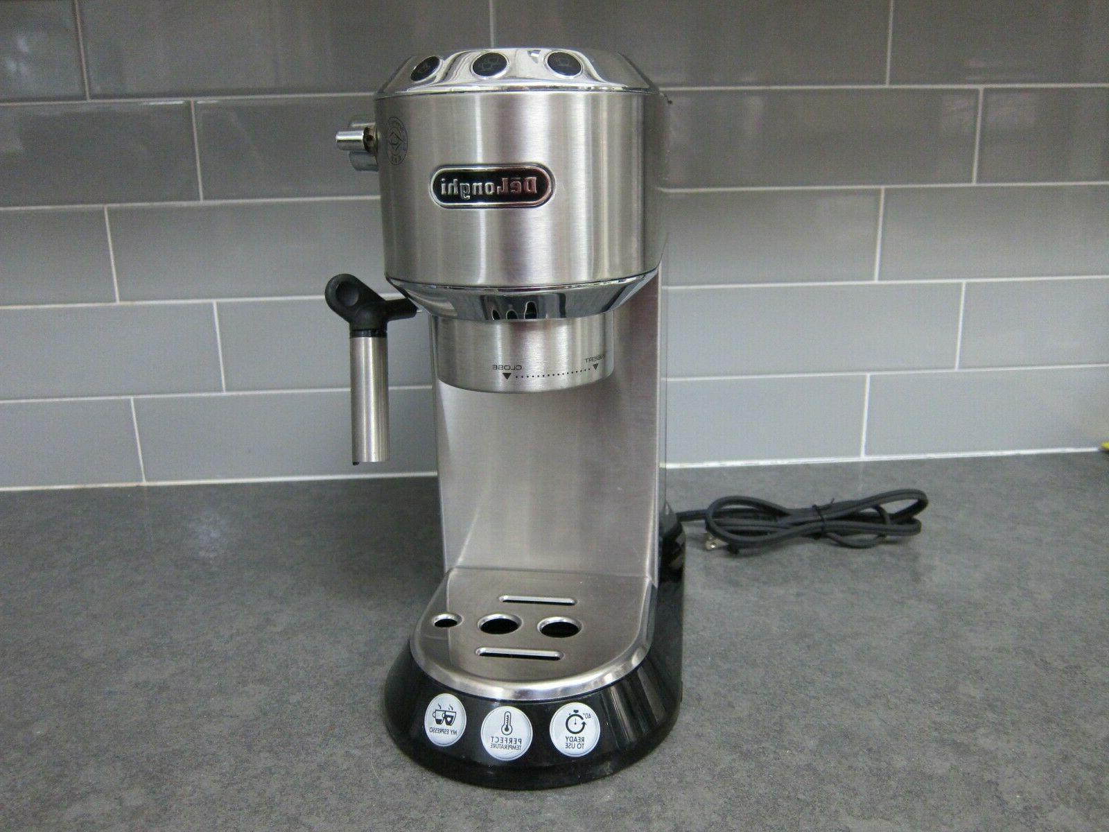 DeLonghi EC680M Dedica Pump Machine -