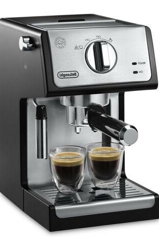 Delonghi Bar Pump Espresso Lattes Cappuccino Machine &