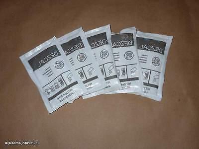 dezcal activated descaler packets 2