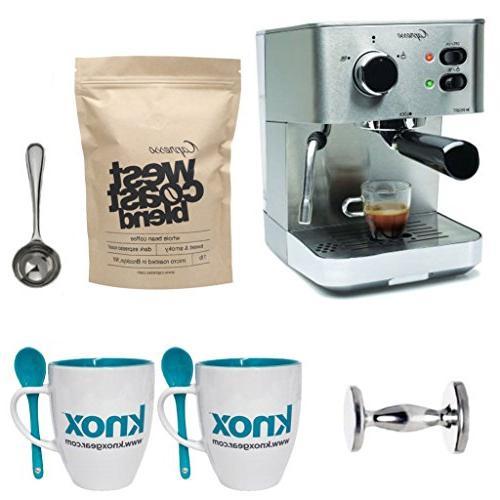 ec espresso cappuccino machine