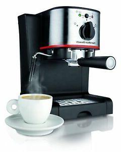 Hamilton Beach Espresso & Cappuccino Maker 40792 Black New F