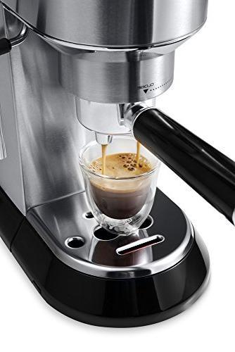 """DeLonghi """"DEDICA"""" Cappuccino Maker EC680M 【Japan genuine"""