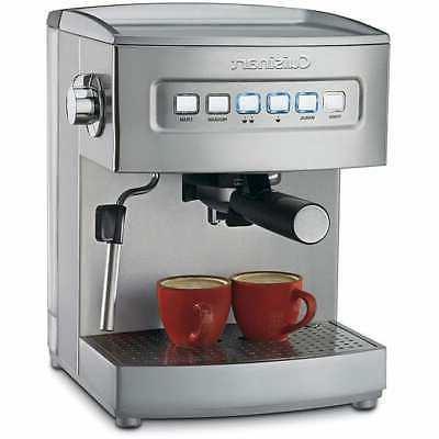 espresso coffee maker cappuccino latte 15 bar