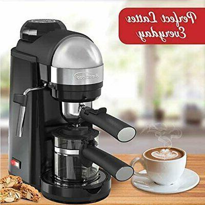 Espresso Machine Milk Home