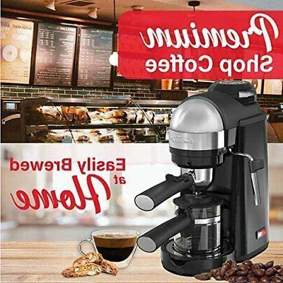 Espresso Machine with