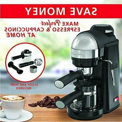 Espresso Coffee Machine with Frother Home Barista