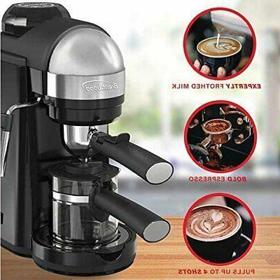 Espresso Maker Cappuccino Home