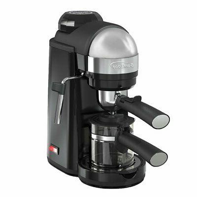 espresso coffee maker cappuccino machine with milk
