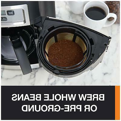 KRUPS Espresso Auto Coffee 10 cup burr Electric