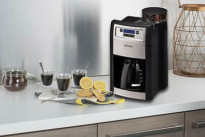 KRUPS Espresso Brewer Auto Coffee 10 Black Electric