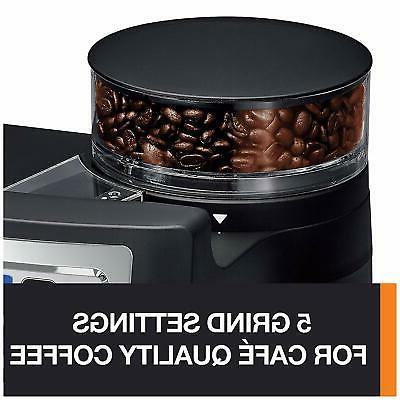 KRUPS Auto Coffee 10 Black Electric