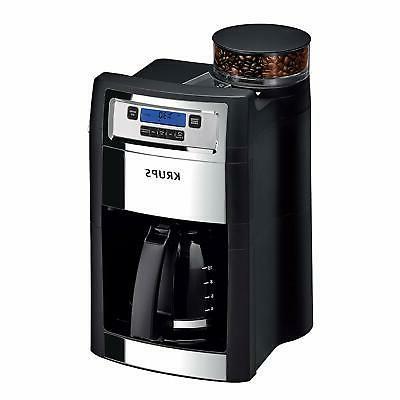 espresso grinder brewer auto start maker coffee