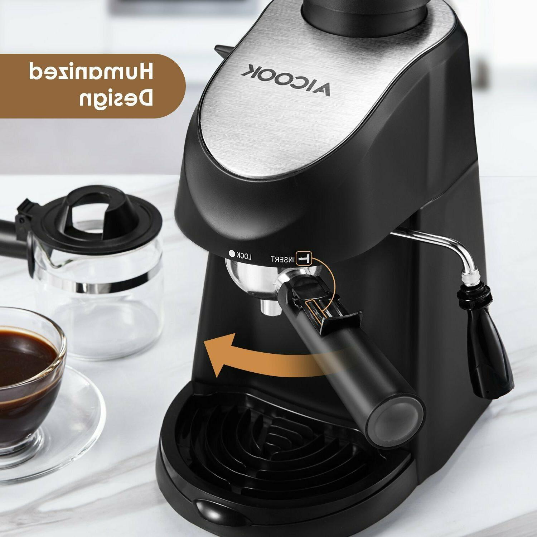 Espresso Machine, Coffee Espresso & Cappuccino,Milk Frother