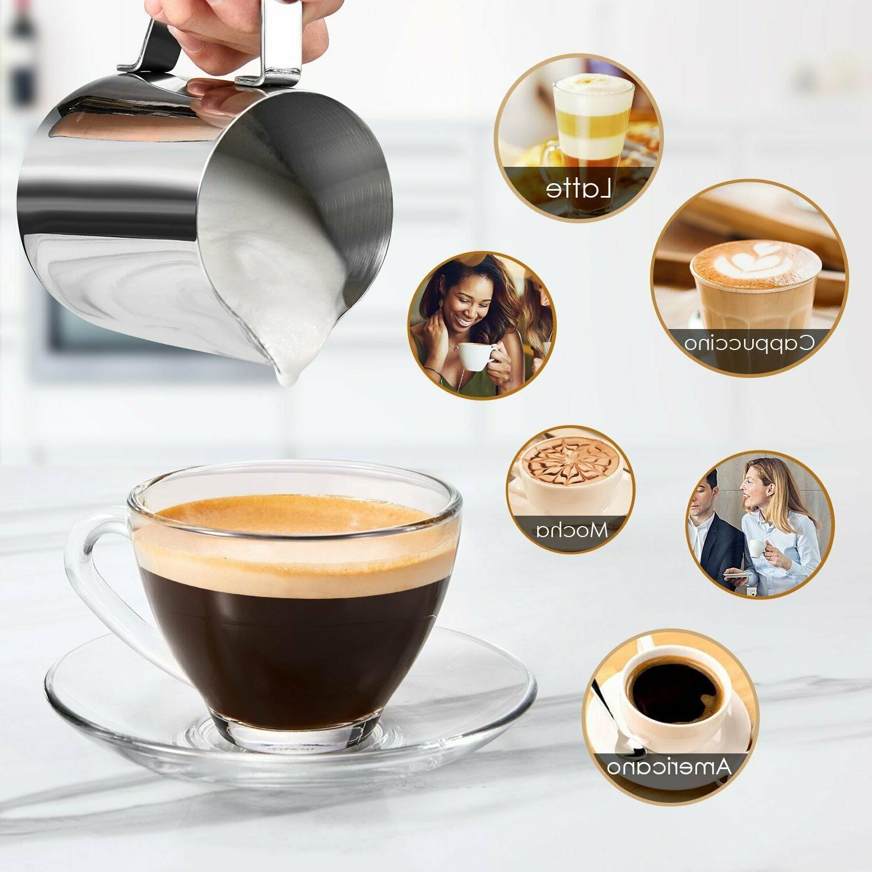 Espresso Coffee Espresso Cappuccino,Milk Frother