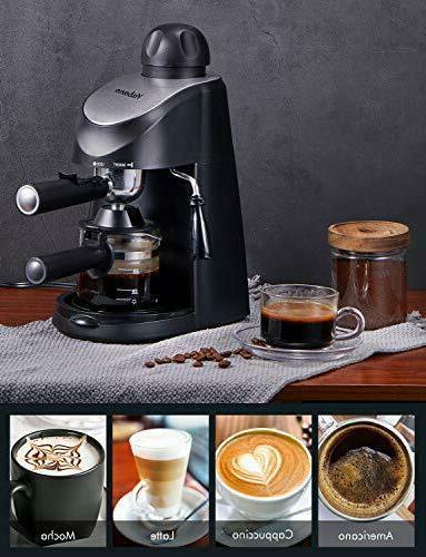 Espresso Coffee and Cappuccino M