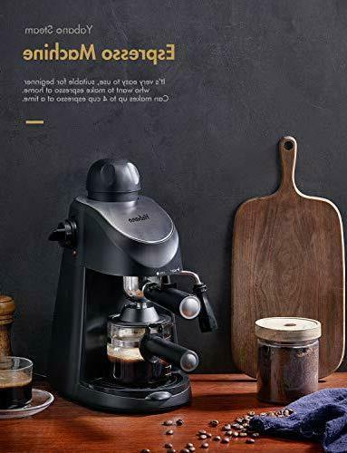 Yabano Espresso and Cappuccino M