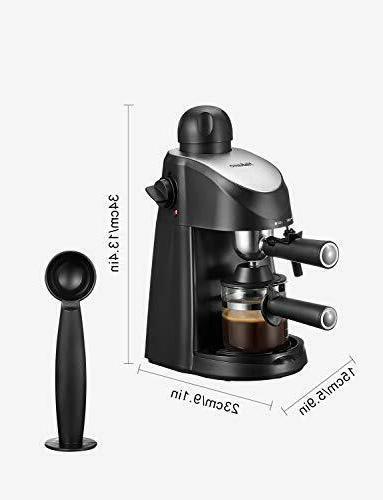 Yabano Machine, Espresso Coffee Maker, Espresso and M