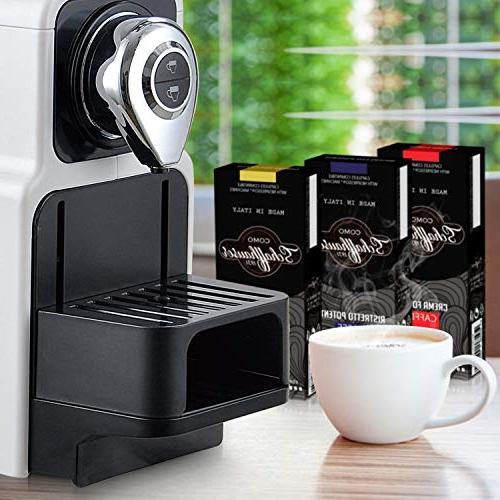 Mueller Nespresso Compatible Premium Italian 20 Pressure Fast Heating System, Espresso and Lungo,
