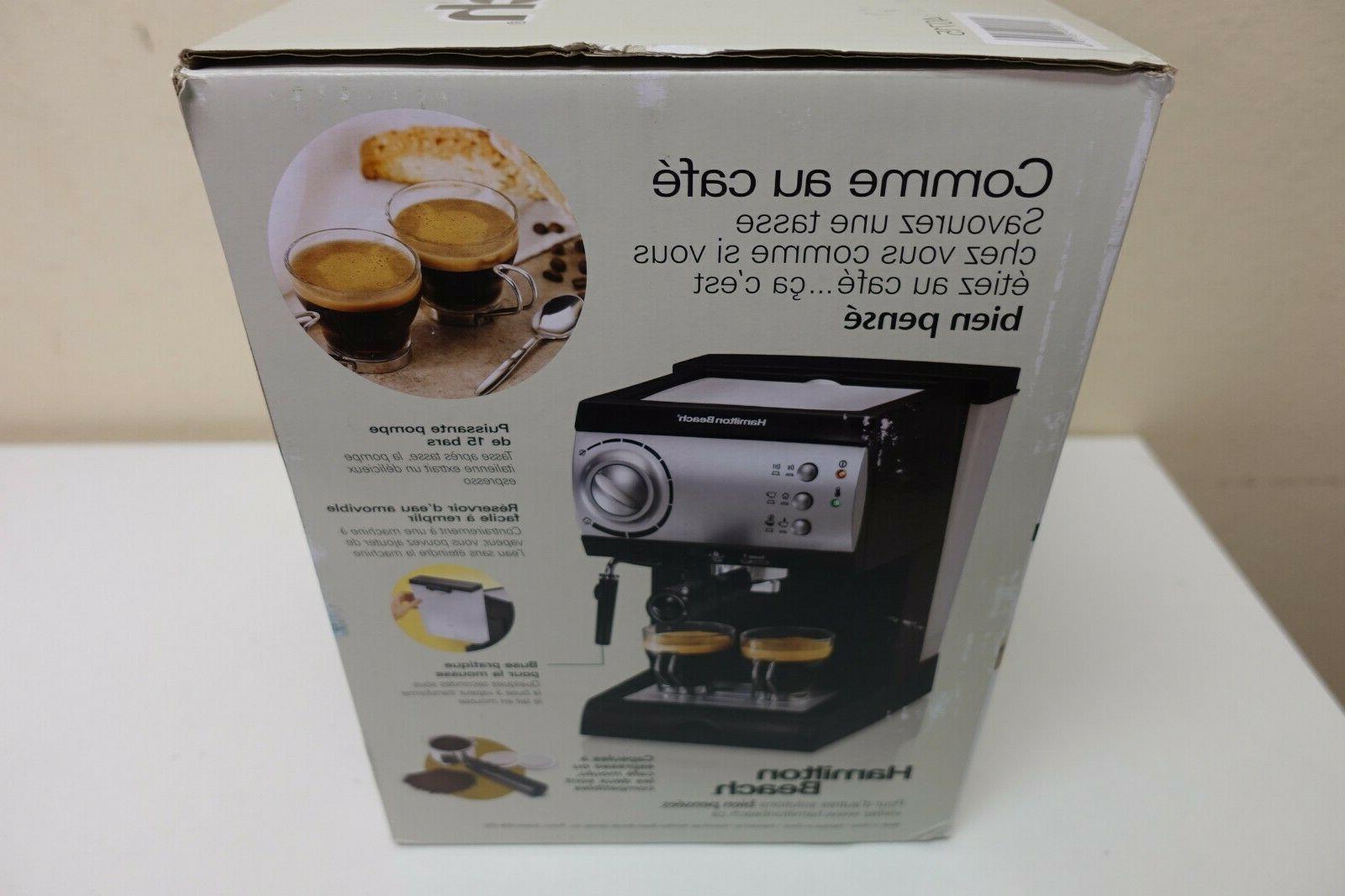 Hamilton Beach Espresso Model 40715