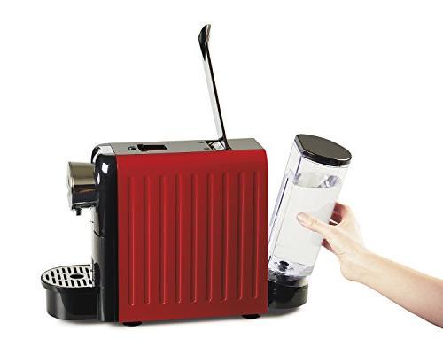 Hamilton 40725 Espresso Maker, Red