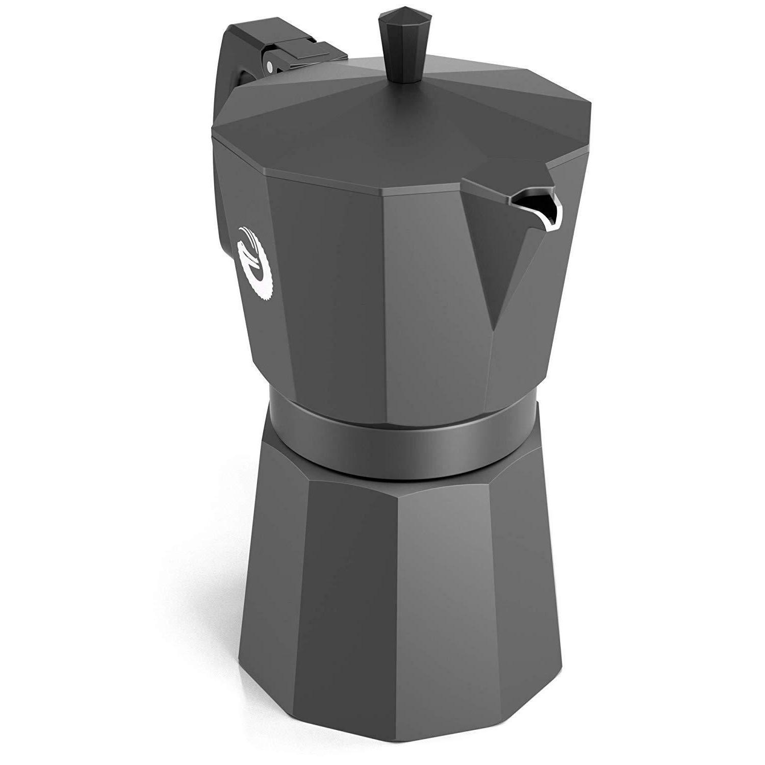 Coffee Gator Espresso Moka Pot Brewer Plus - 12 ounce
