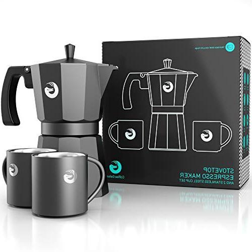 Coffee Pot Stovetop Plus - Ounce