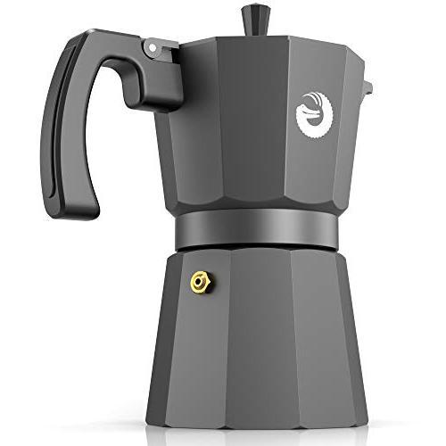 Coffee Espresso Moka Pot Plus 2 -