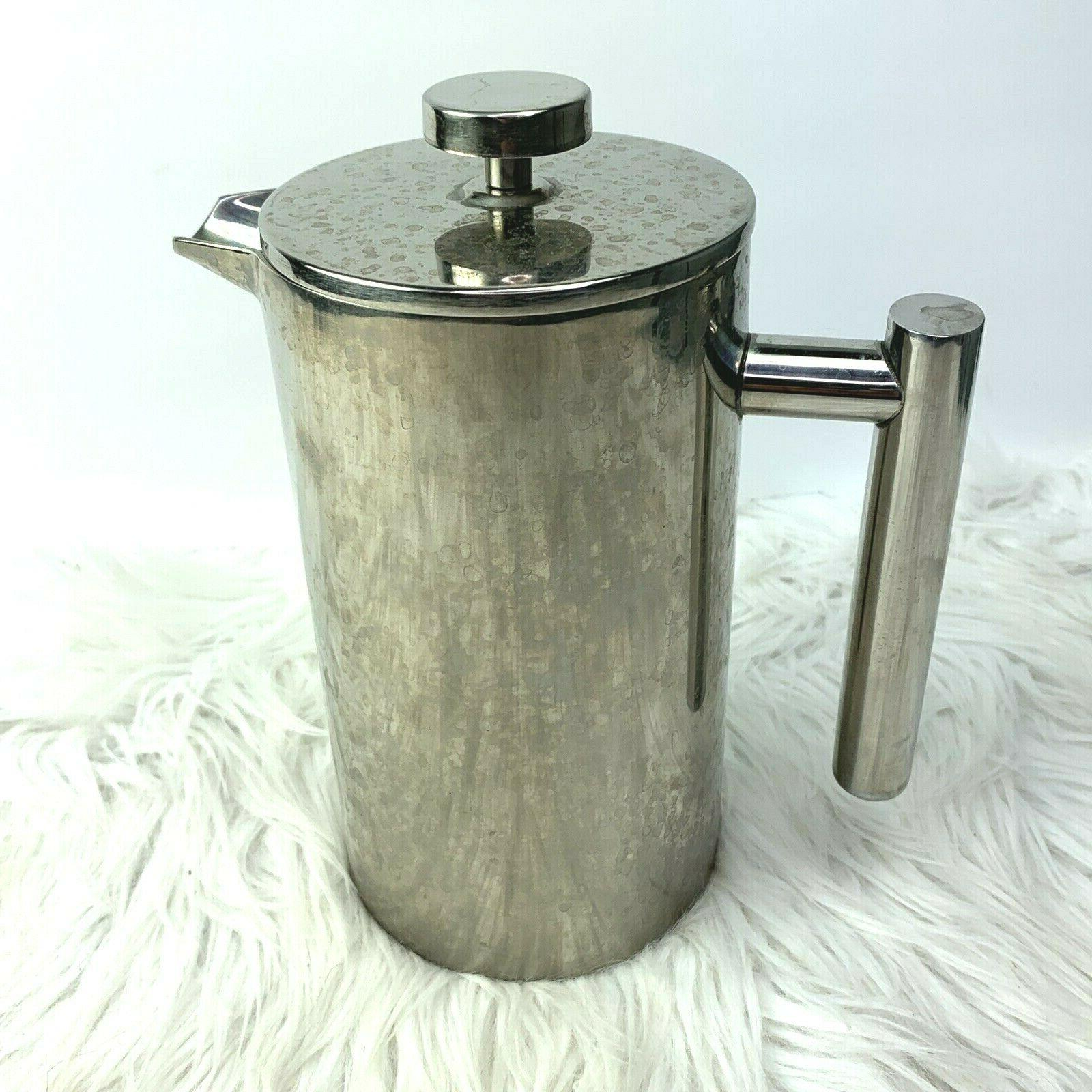 Maker Stainless Silver