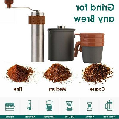 Stainless Steel Cup 24oz Filter Pot