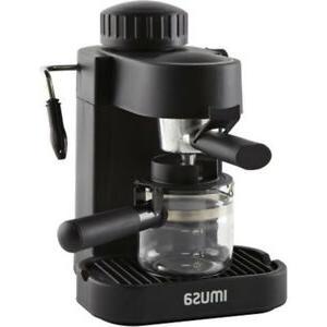 gau 18202 electric espresso and cappuccino maker