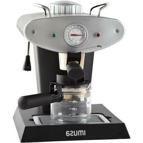 IMUSA GAU-18206 4 Cup Gourmet Electric Espresso Maker