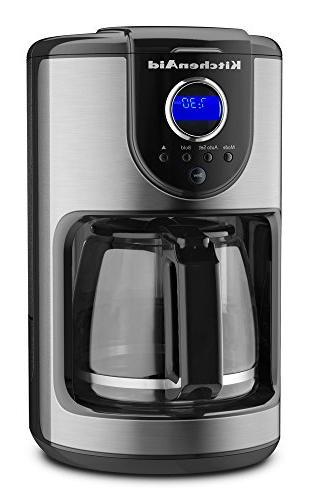 KitchenAid® 12-Cup Glass Coffee Maker
