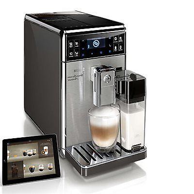 granbaristo avanti automatic espresso machine