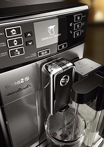 Saeco Automatic Espresso Steel