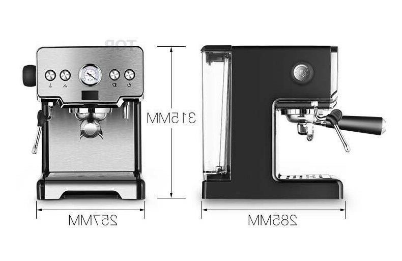 Home Espresso Machine Expresso Latte Steam Frothing