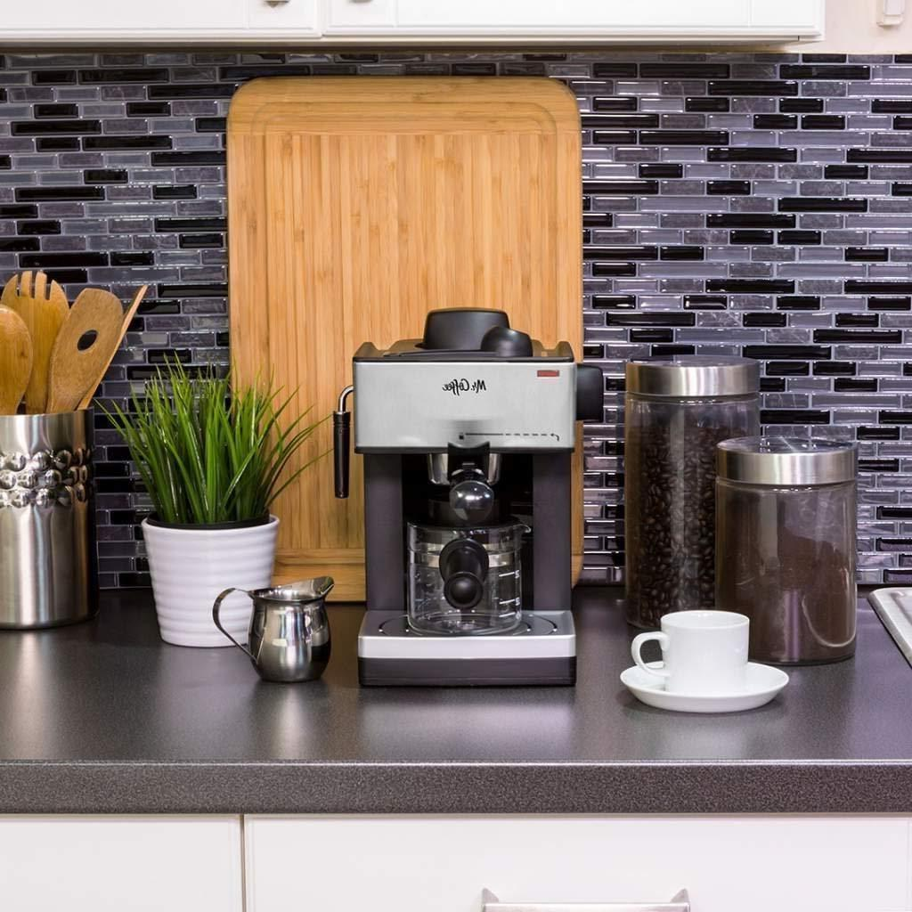 Home Expresso Latte Coffee Steam Frothing