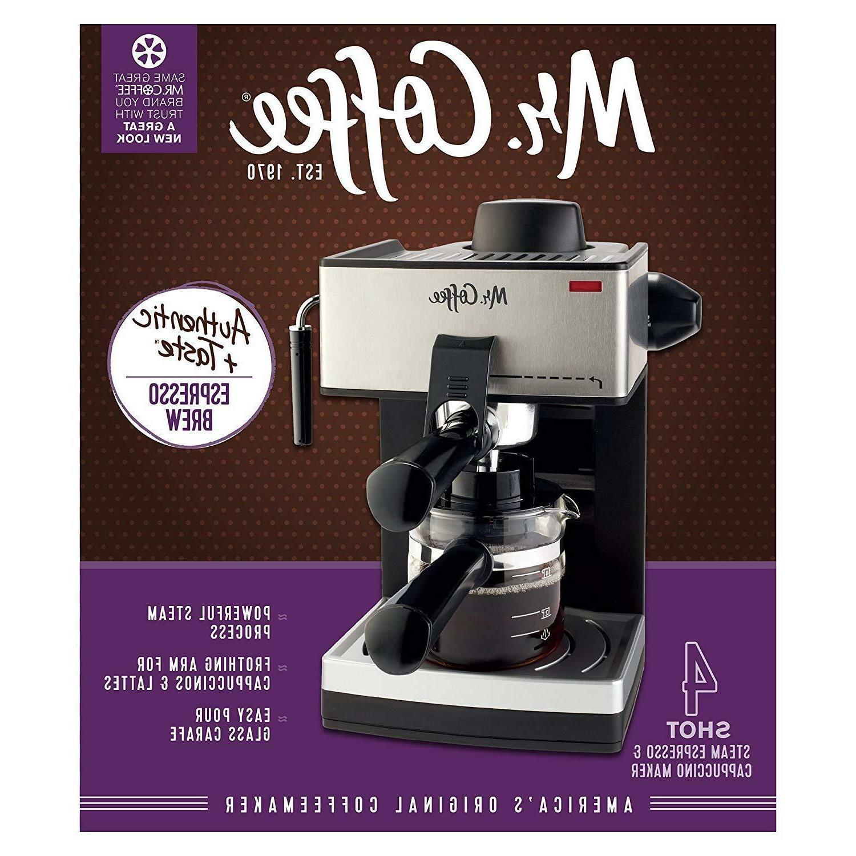 Home Espresso Cappuccino Expresso Latte Coffee Steam