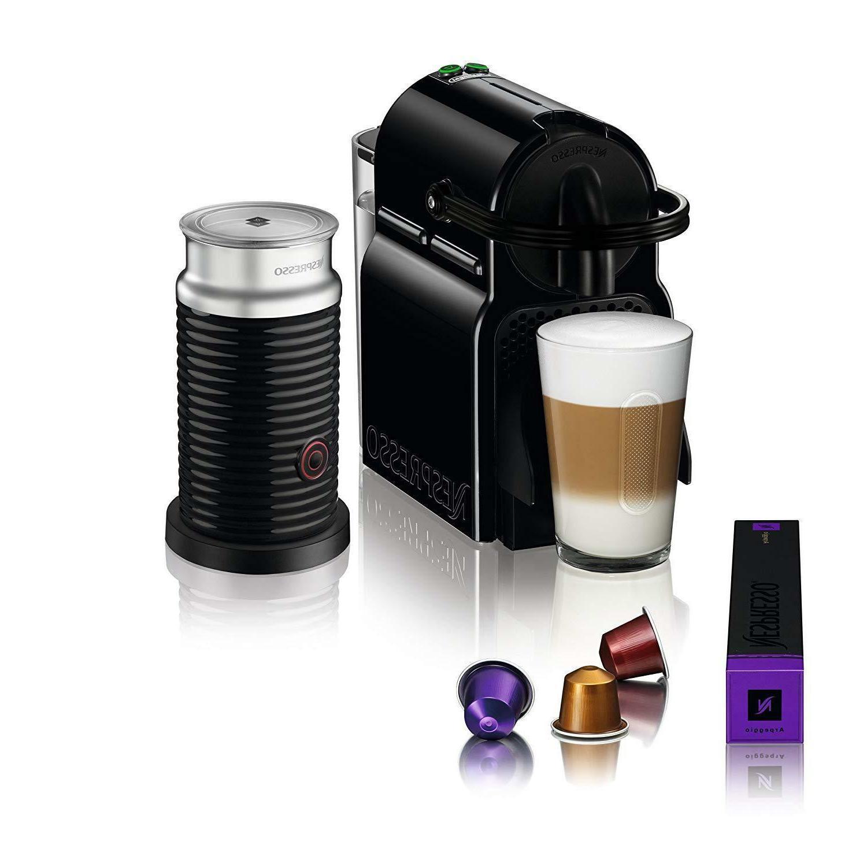 Nespresso Brewer Aeroccino 3