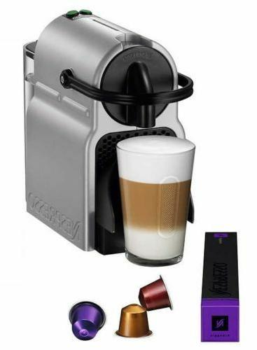 Nespresso Inissia Brewer w/ 3