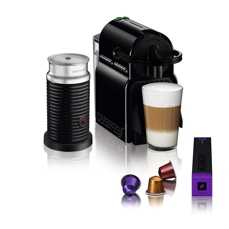 Nespresso Brewer w/ Optional Aeroccino