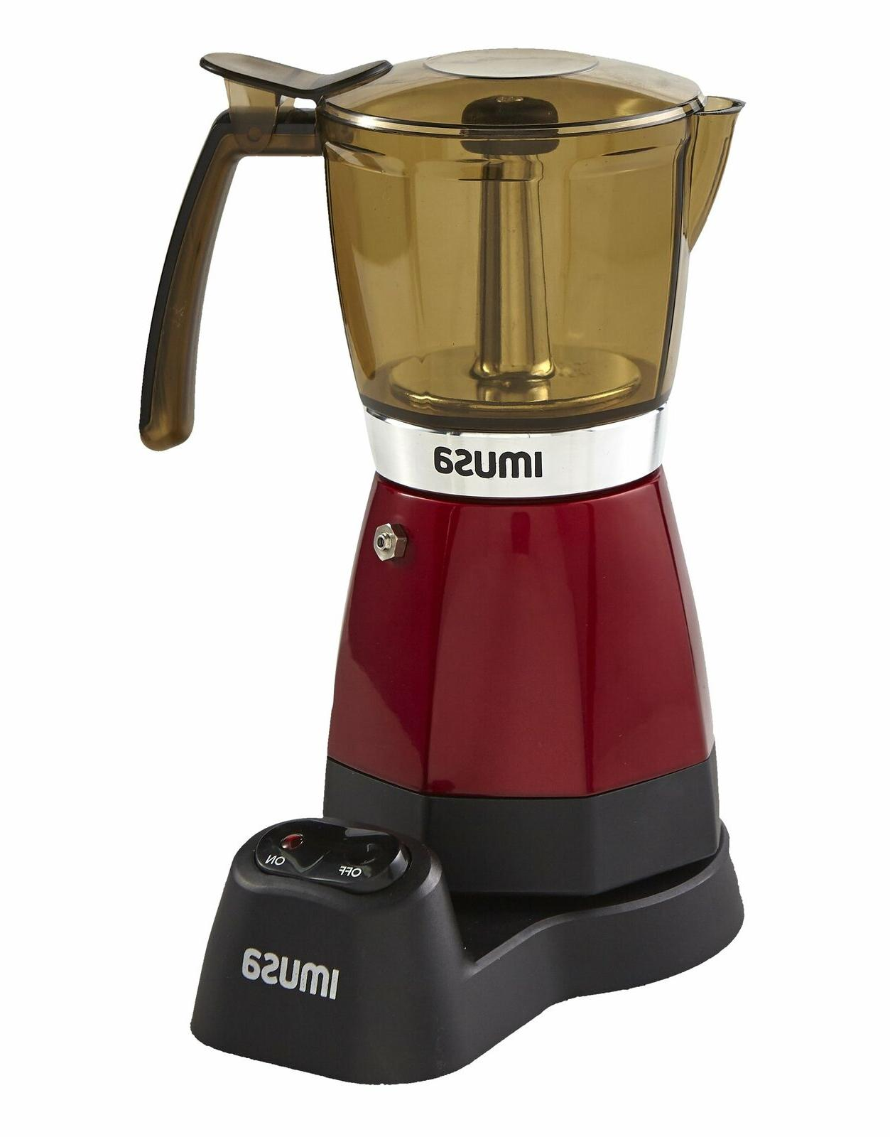 Italian Coffee Maker Expresso Electric Express Electric