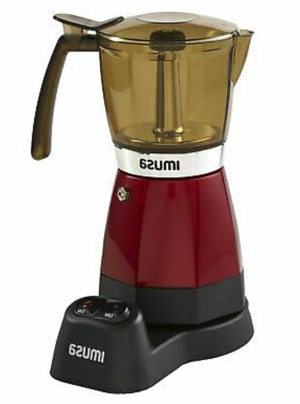Italian Coffee Maker Expresso Electric Electric